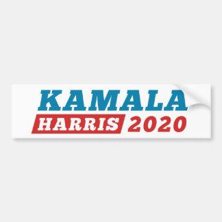 Kamalaハリス2020のバンパーステッカー バンパーステッカー