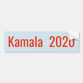 Kamalaハリス2020年 バンパーステッカー