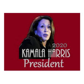 Kamala Harris 2020 President ポストカード