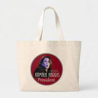 Kamala Harris President 2020 ラージトートバッグ
