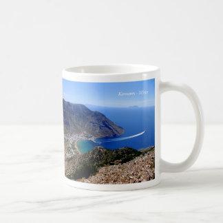Kamares - Sifnos コーヒーマグカップ
