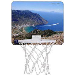 Kamares - Sifnos ミニバスケットボールゴール