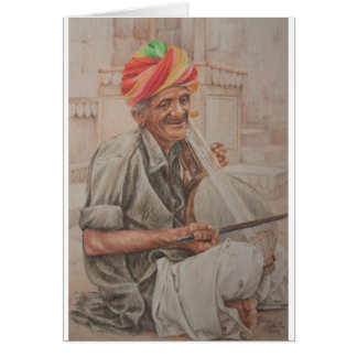 Kamaychaプレーヤー、Jaisalmer カード