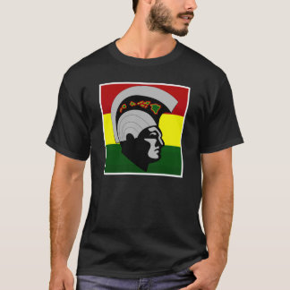 Kamehamehaのラスタ Tシャツ
