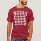 kamon pattern2 tシャツ