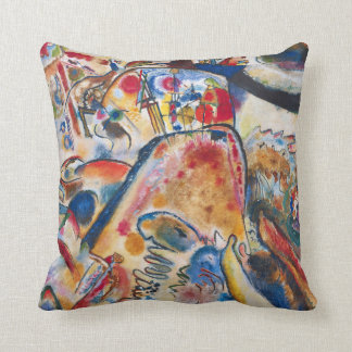 Kandinskyの小さい喜びの装飾用クッション クッション