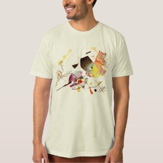 Kandinskyの形 Tシャツ
