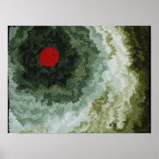 Kandinskyの抽象美術 ポスター