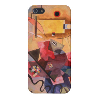 Kandinskyの抽象美術 iPhone 5 カバー