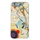 Kandinskyの構成VIIIのiPhone6ケース Barely There iPhone 6 ケース