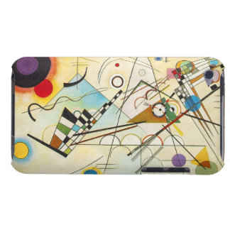 Kandinskyの構成VIII ipod touchの場合 Case-Mate iPod Touch ケース