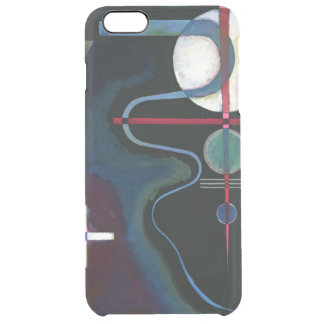 Kandinsky -クールなエネルギー クリア iPhone 6 plusケース