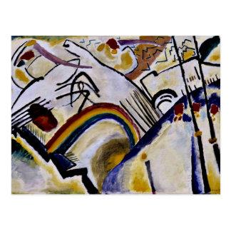Kandinsky -コサック人 ポストカード