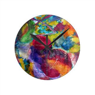 Kandinsky ラウンド壁時計