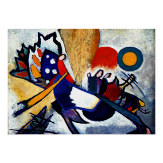Kandinsky -即興29 ポスター