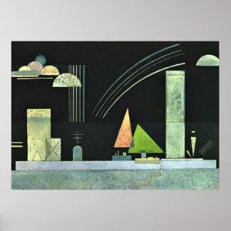 Kandinsky -残りの… ポスター