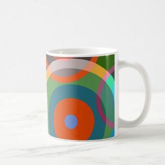 Kandinsky #4 コーヒーマグカップ
