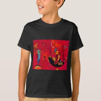 Kandinsky Mitのund Gegen Tシャツ