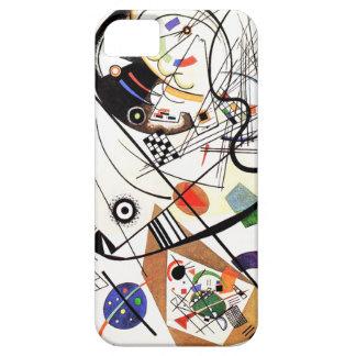 Kandinsky TranverseラインiPhone 5の場合 iPhone SE/5/5s ケース