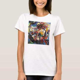 KandisnkyモスクワIのTシャツ Tシャツ