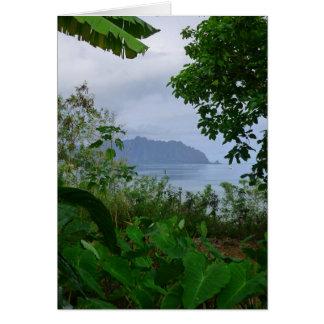 Kaneohe湾 カード