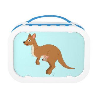 KangarooおよびJoeyママ ランチボックス