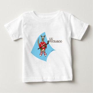 kangaroohockey ベビーTシャツ