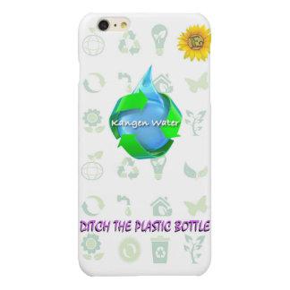Kangen水iPhone 6+ 場合 光沢iPhone 6 Plusケース