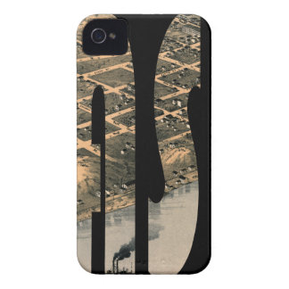kansascity1869 Case-Mate iPhone 4 ケース