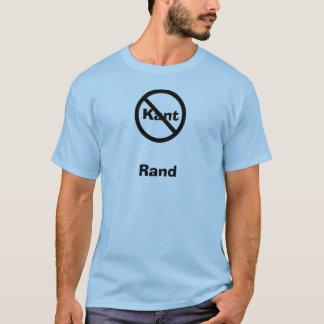 Kant上のランド Tシャツ