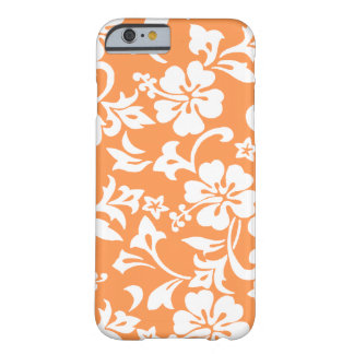 Kapalua Pareauのハワイ州人のハイビスカス Barely There iPhone 6 ケース