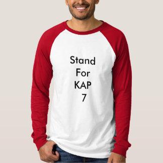 KapernickのTシャツ Tシャツ