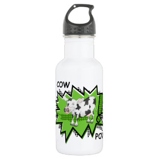 KAPOWのスターバスト牛 ウォーターボトル