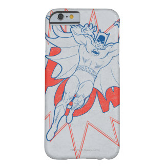 KAPOW! バットマンのグラフィック BARELY THERE iPhone 6 ケース