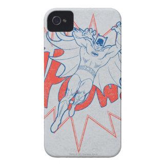 KAPOW! バットマンのグラフィック Case-Mate iPhone 4 ケース