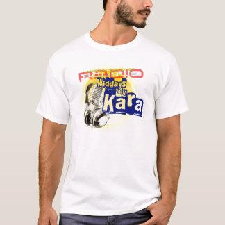 Karaの正午はデザイナーワイシャツを破壊しました Tシャツ