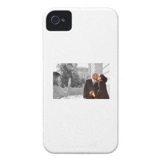 Kara及びLamartの結婚式のブラックベリーの箱 Case-Mate iPhone 4 ケース