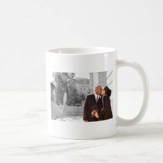 Kara及びLamartの結婚式のマグ コーヒーマグカップ