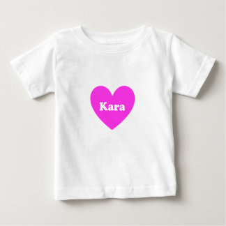 Kara ベビーTシャツ