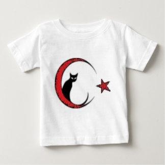 Kara Kedi ベビーTシャツ