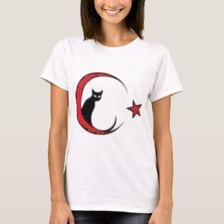 Kara Kedi Tシャツ