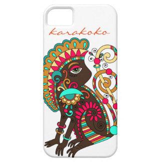 Karakoko Fashio民族猿のiPhoneの場合 iPhone 5 ケース