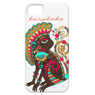 Karakoko Fashio民族猿のiPhoneの場合 iPhone SE/5/5s ケース