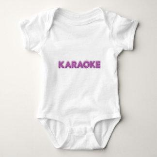 KaraokeMusic ベビーボディスーツ