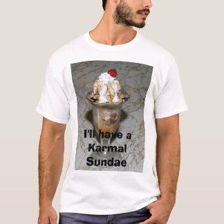 Karmalのサンデー Tシャツ