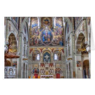 Karmelitenkirche カード