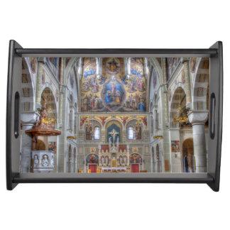 Karmelitenkirche トレー