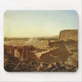 Karnakの寺院の戦い マウスパッド