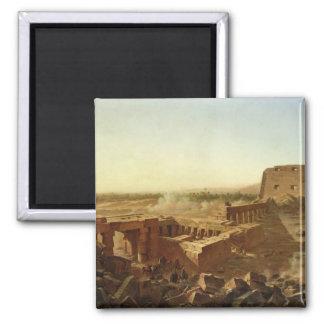 Karnakの寺院の戦い マグネット