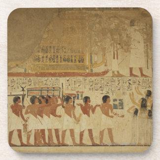 Karnakの寺院ルクソル、エジプト コースター